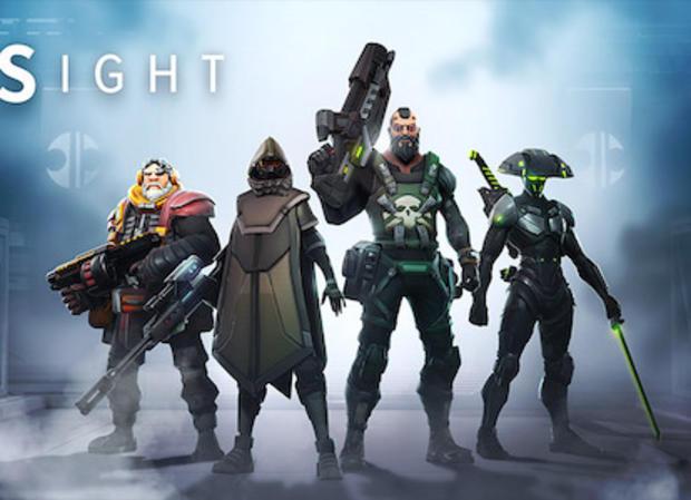 Jouer à 4Sight