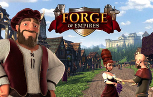 50% Forge of empires