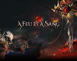 A feu et à Sang disponible pour Blade and Soul