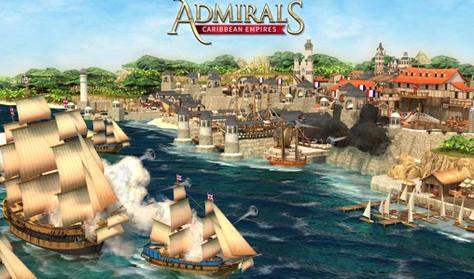 Admirals: Caribbean Empires