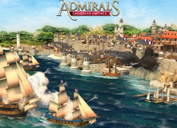 Jouer à Admirals: Caribbean Empires