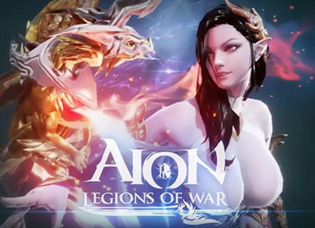 Jouer à Aion Legions of War