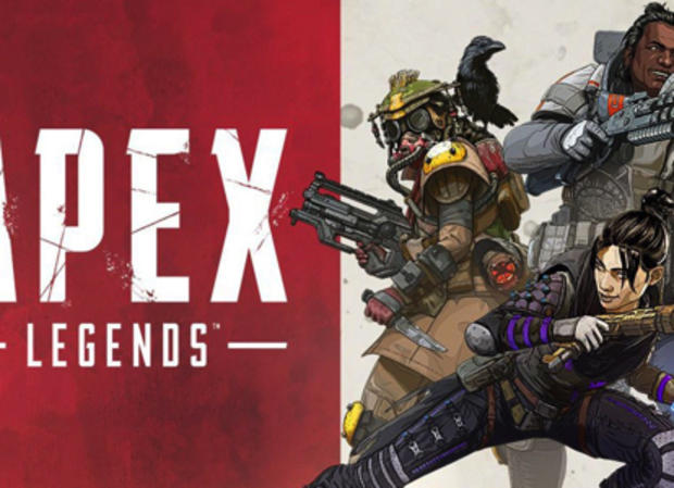 Jouer à Apex Legends