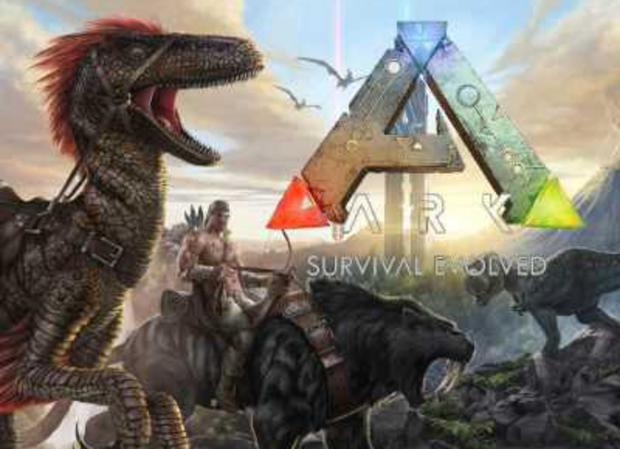 Jouer à Ark Survival Evolved