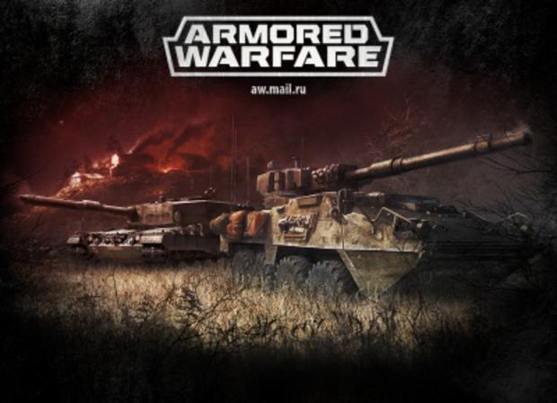 Jouer à Armored Warfare