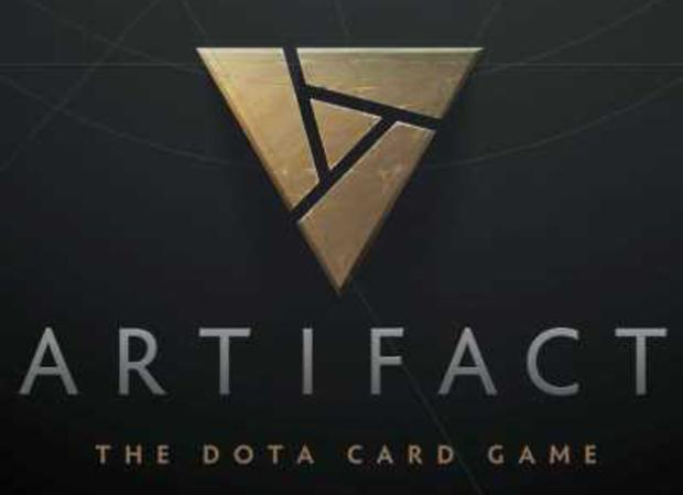 Jouer à Artifact the Dota card game