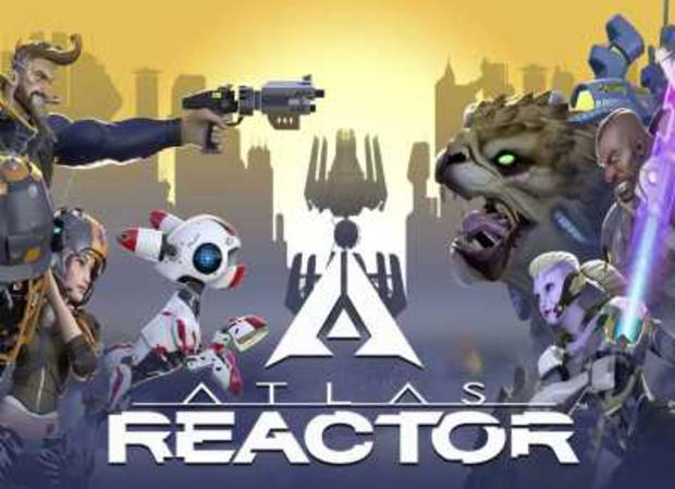 Jouer à Atlas Reactor