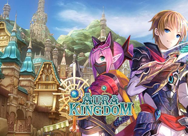 Jouer à Aura Kingdom