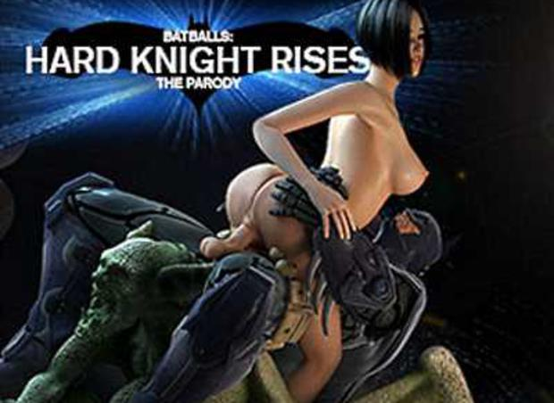 BatBalls Hard Knight Rises