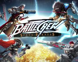 Battlecrew Space Pirates - Sortie officielle
