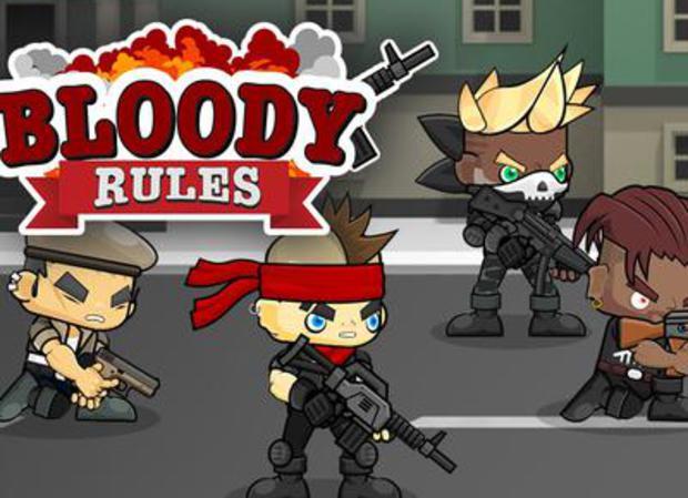 Jouer à Bloody Rules