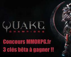 Concours Quake Champions - Gagnez votre clé bêta !