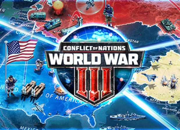 Jouer à Conflict of Nations