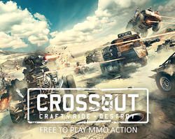 Crossout lancement officiel