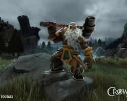 Crowfall - Point sur quatre nouvelles races du MMORPG