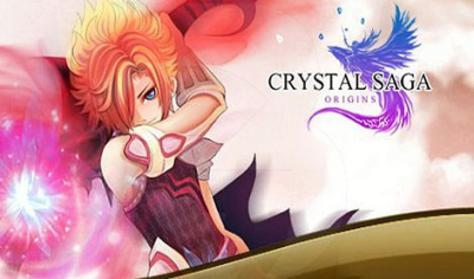 Crystal Saga
