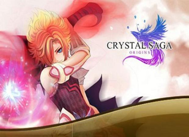Jouer à Crystal Saga