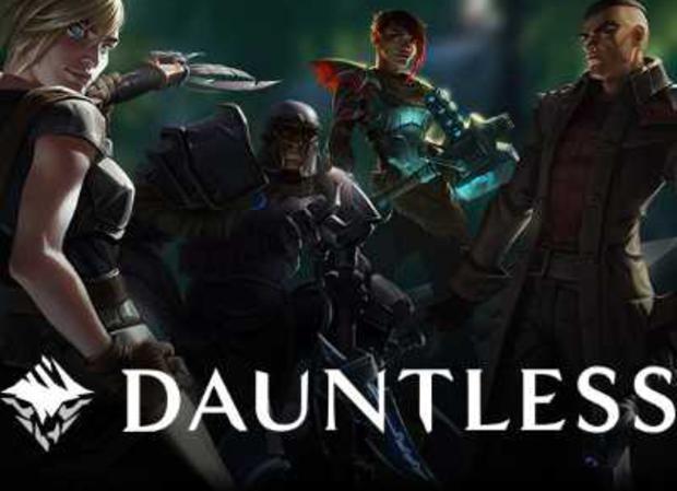 Jouer à Dauntless