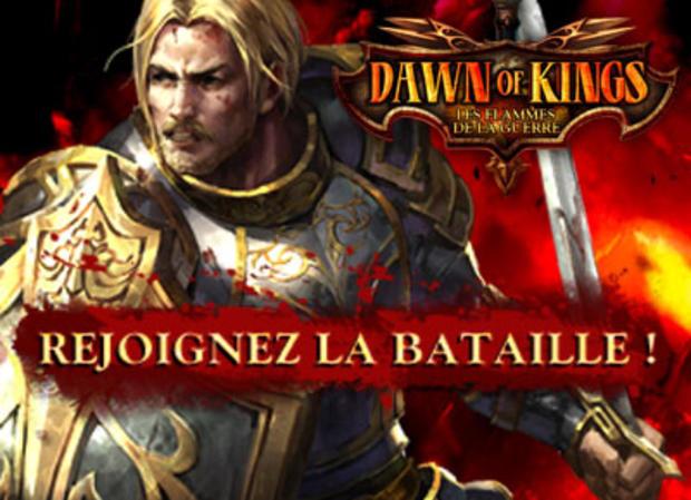 Jouer à Dawn of Kings
