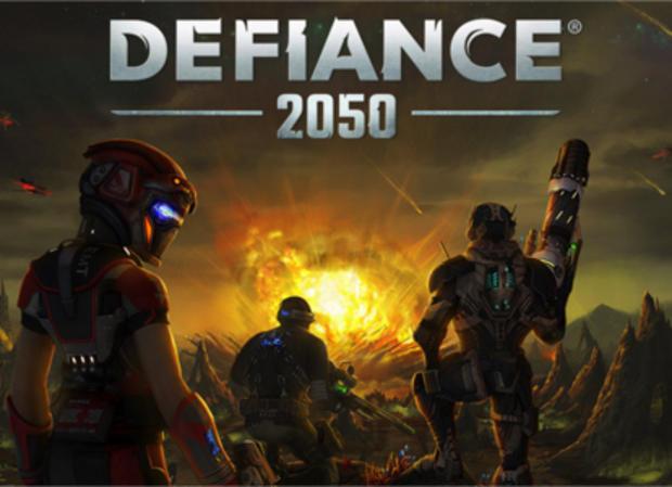 Jouer à Defiance 2050