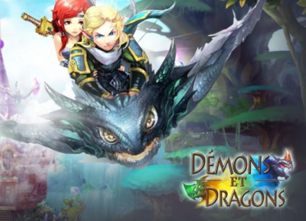 Jouer à Demons et Dragons
