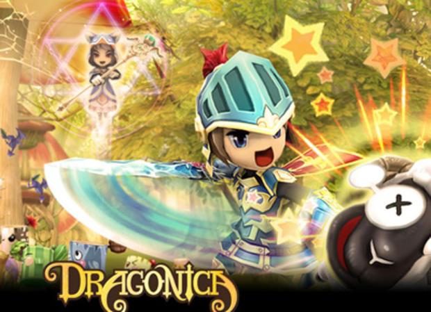 Jouer à Dragonica