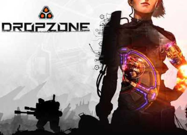 Jouer à Dropzone