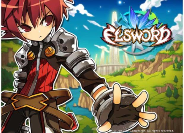 Jouer à Elsword