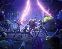 Fortnite sort ses plus beaux habits sur iOS
