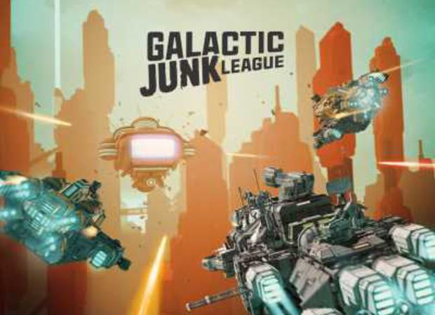 Jouer à Galactic Junk League