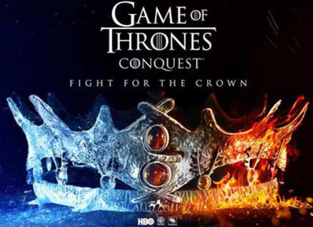 Jouer à Game of Thrones Conquest