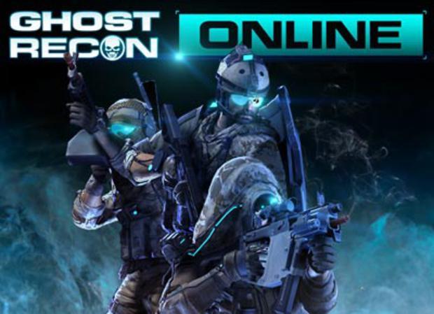 Jouer à Ghost Recon Online