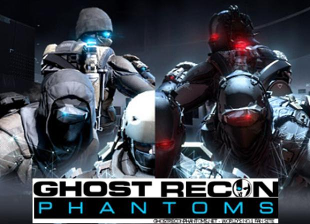 Jouer à Ghost Recon Phantoms