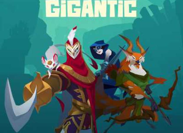 Jouer à Gigantic