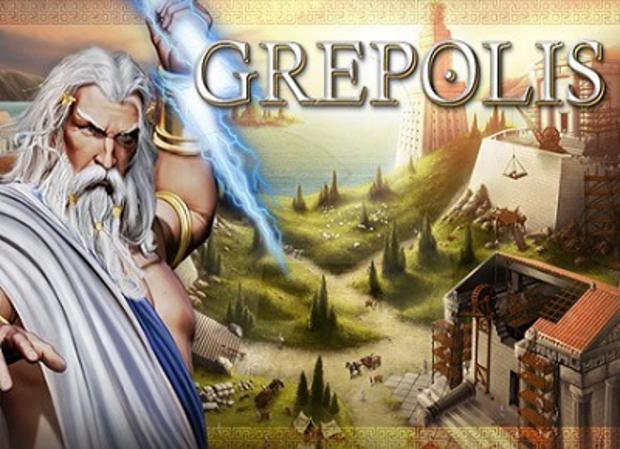 Jouer à Grepolis