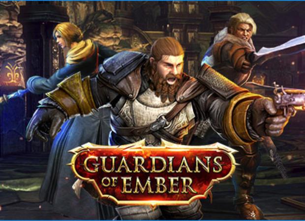 Jouer à Guardians of Ember
