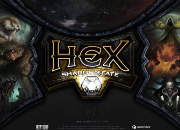 Jouer à HEX : Shards of tales