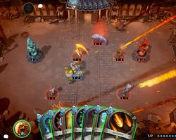 Hand of the Gods : SMITE Tactics en bêta ouverte
