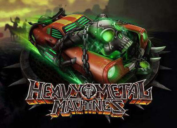 Jouer à Heavy Metal Machines