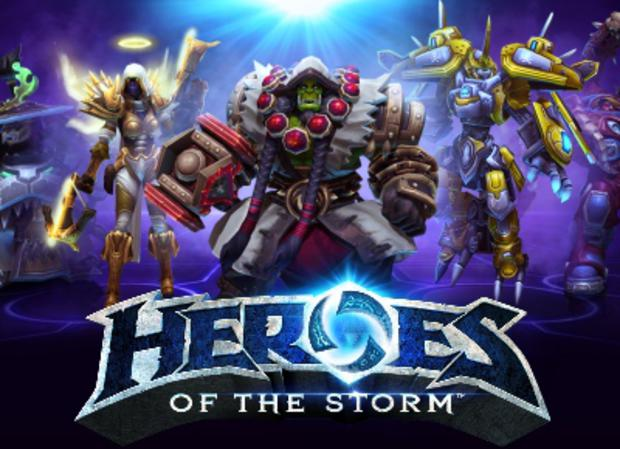 Jouer à Heroes of the Storm