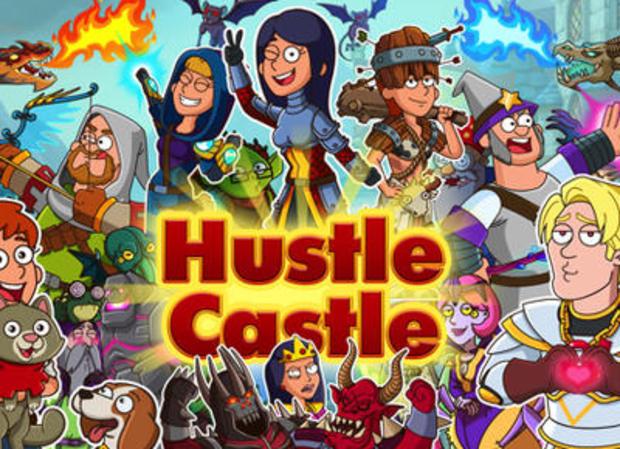 Jouer à Hustle Castle