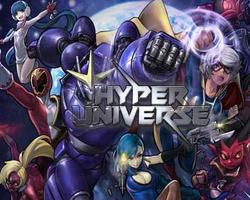 Hyper Universe nouveau perso et event de MAJ