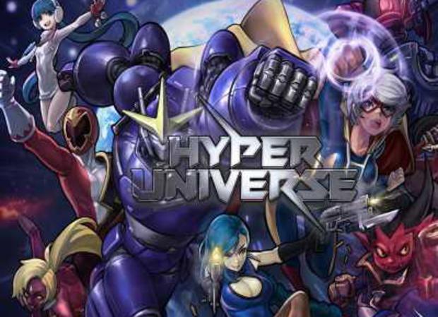 Jouer à Hyper Universe