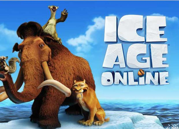 Jouer à Ice Age Online