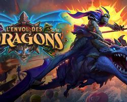 Incarnez le plus puissant des dragons de Hearthstone