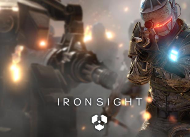 Jouer à Ironsight