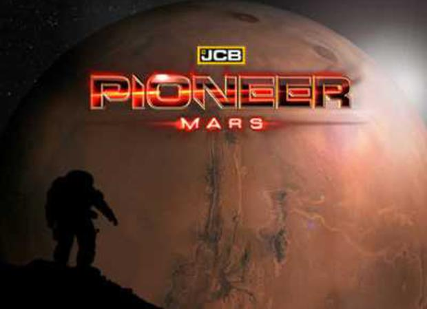 Jouer à JCB Pioneer Mars