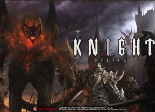 Jouer à Knight Online