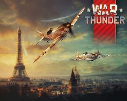 La Guerre mondiale arrive dans War Thunder