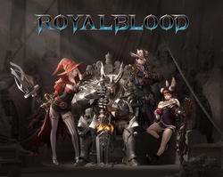 Lancement mondial pour Royal Blood - MMORPG mobile F2P